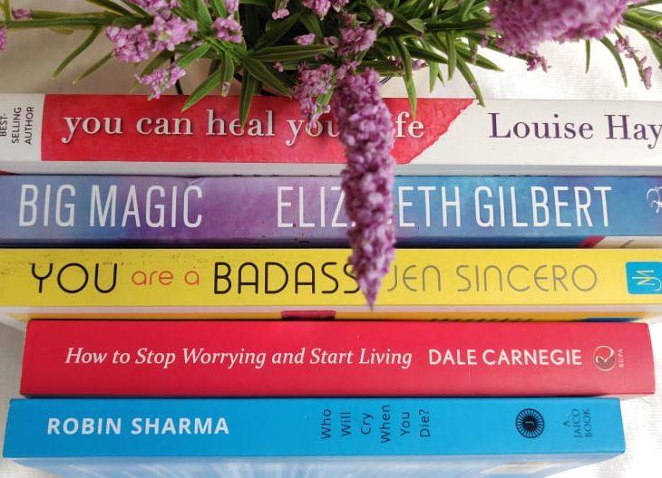 Top 5 Self-help books
