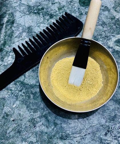 How to Make Multani Mitti Hair Mask