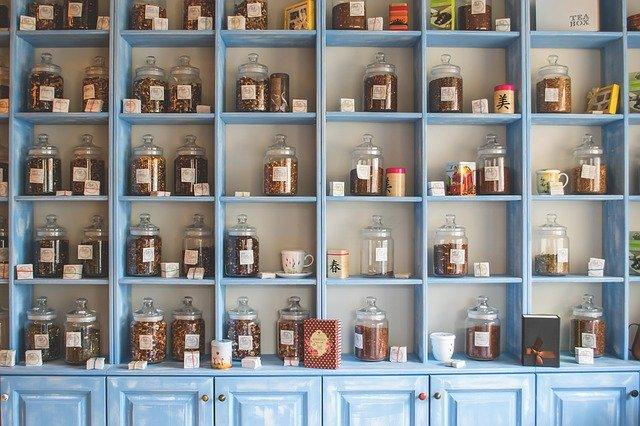 10 types of Herbal Tea