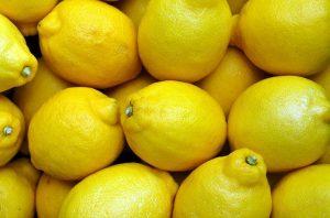 Lemons - ingredient for face pack
